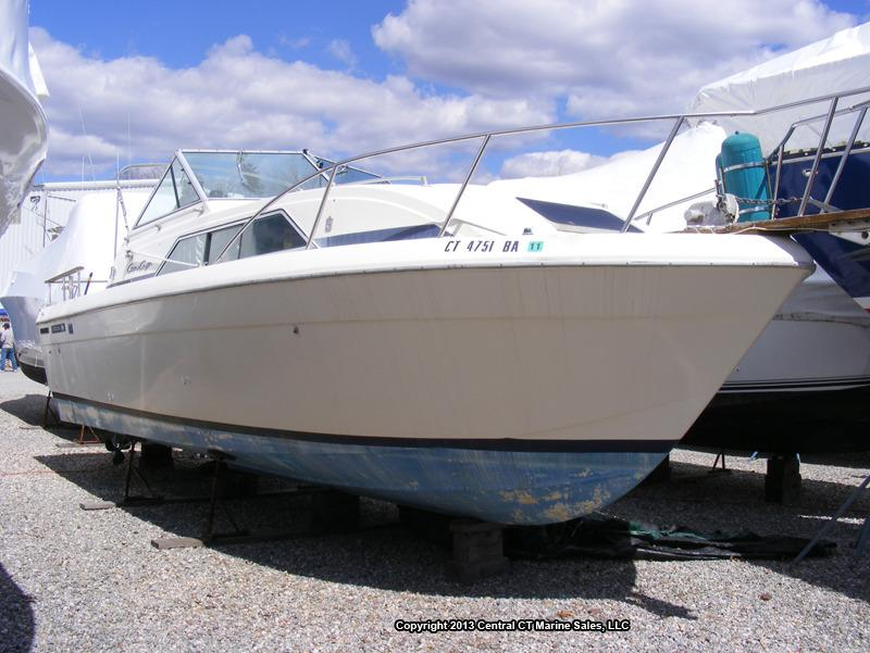 29 ft 1986 chris craft catalina 290