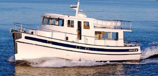 2016 Nordic Tugs 44 Pilothouse