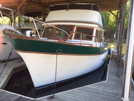 1978 Marine Trader Double Cabin Trawler