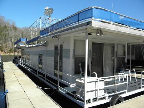 1988 Stephens 18x65 Houseboat