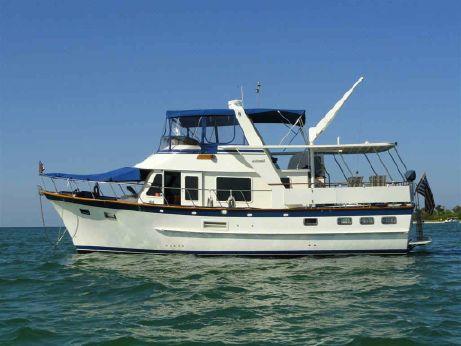 1999 Defever 44 Trawler