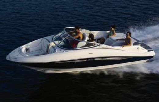 2009 Sea Ray 210 Select