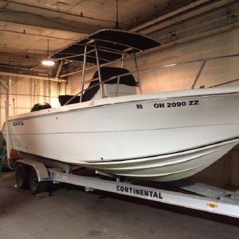 2006 Sea Fox 257 CC (SRG)