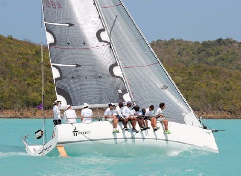 2015 J Boats J/11S