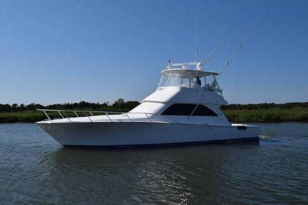 2007 viking 48 convertible