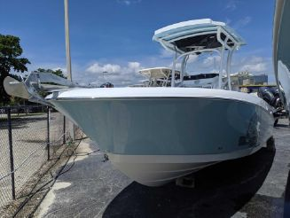 2020 Wellcraft 242 Fisherman