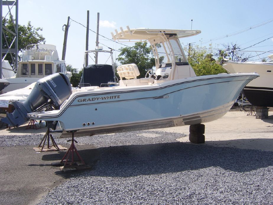 2018 Grady-White Fisherman 236 Motor Båt til salgs - no