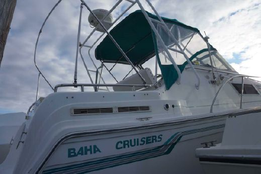 1994 Baha Cruisers 295 CONQUISTARE