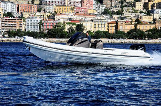 2018 Italiayachts Amalfi 32