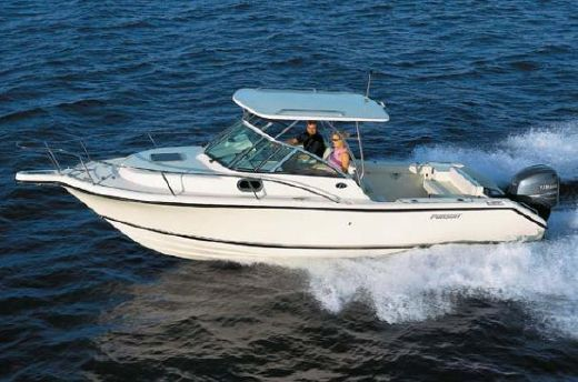 2007 Pursuit 255 Offshore