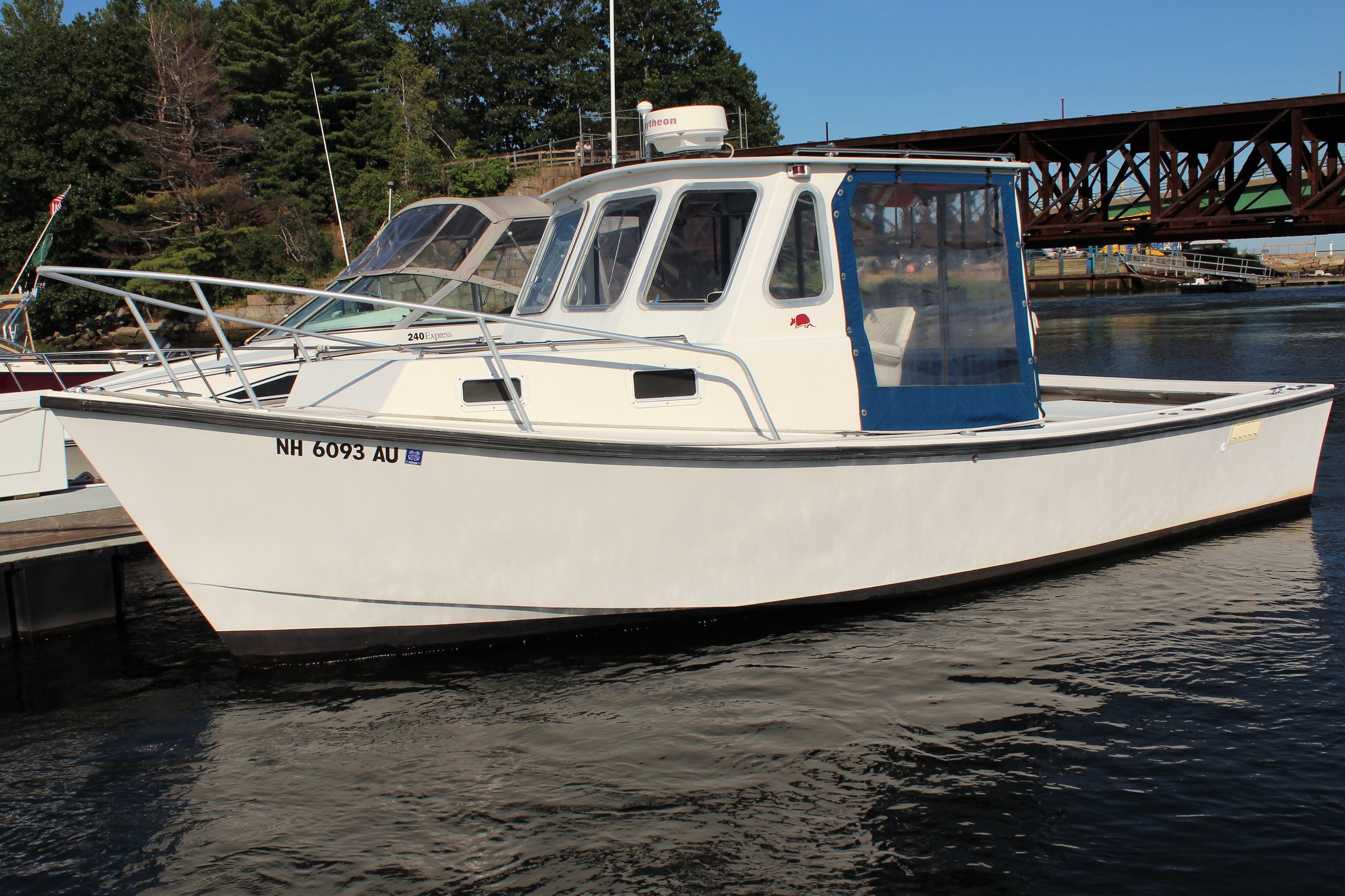 1995 Seaworthy 25 Power Boat For Sale - www.yachtworld.com