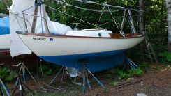 1974 Cape Dory Typhoon