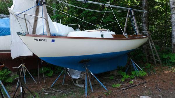 Cape Dory Typhoon >> 1974 Cape Dory Typhoon Sail Boat For Sale - www.yachtworld.com
