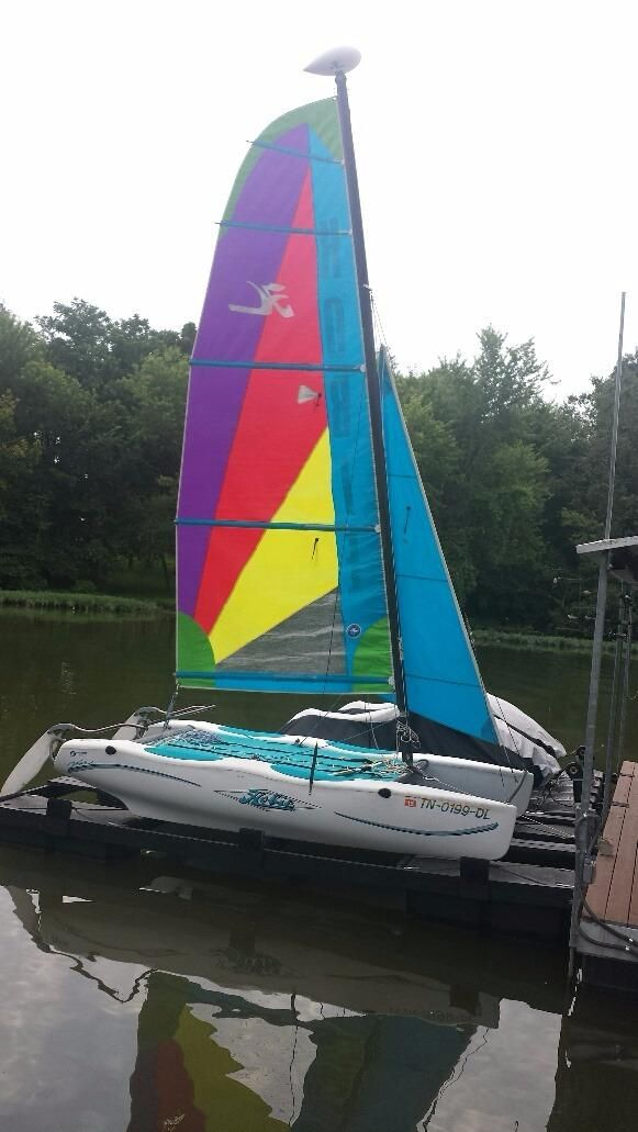 Used Hobie Float Cat  For Sale