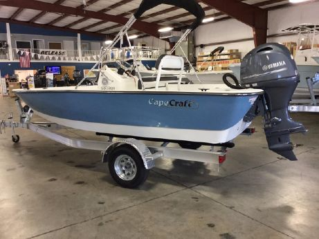 2017 Cape Craft 190 Bay (Stars & Stripes)