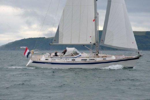 2010 Hallberg-Rassy 43 Mk II