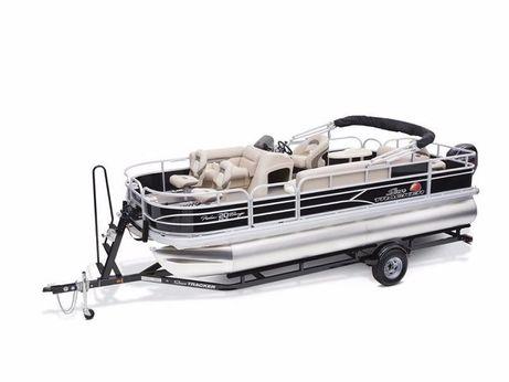2017 Suntracker Fishing Barge 20