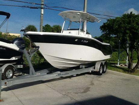 2013 Sea Fox 256CC Pro Series
