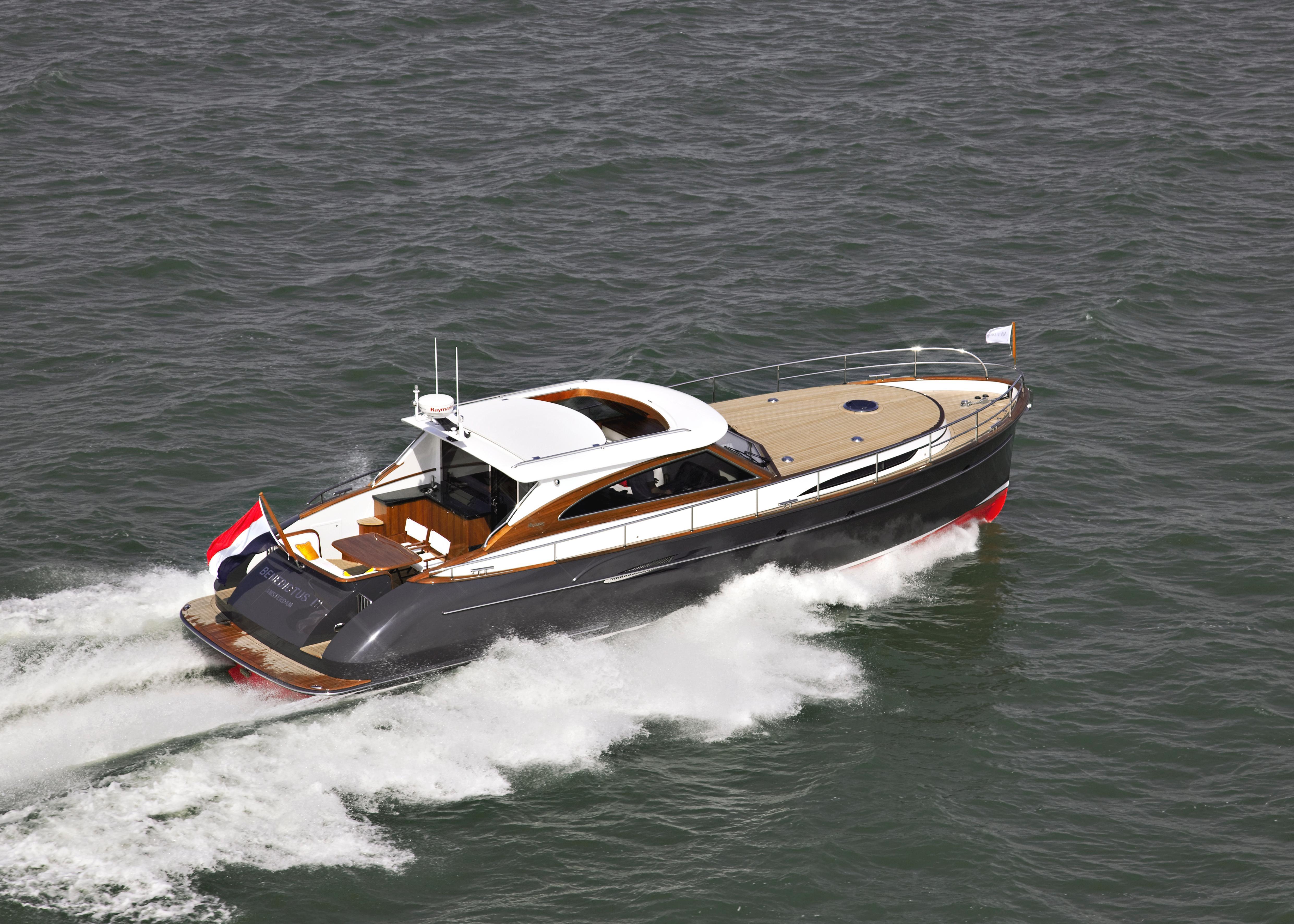 катера и яхты обзор лодок