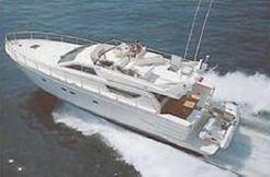 1995 Ferretti 165