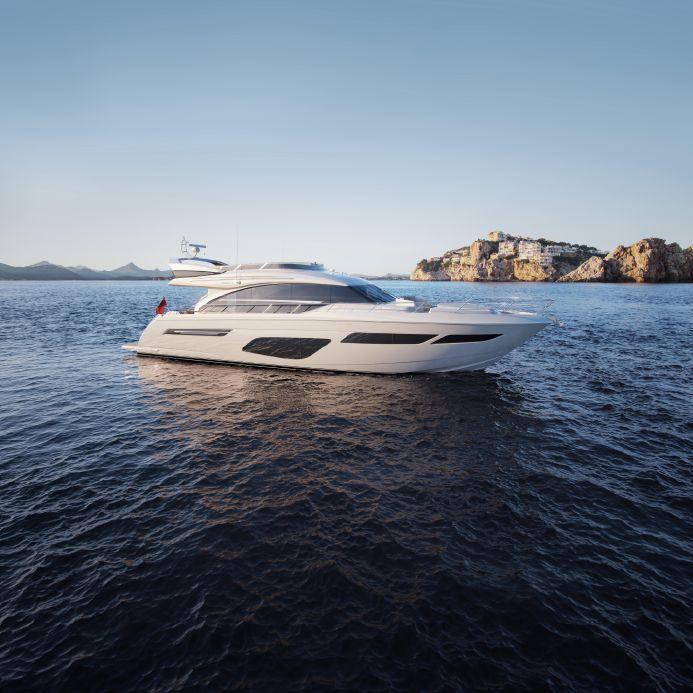 2020 Princess 70 Motor Yacht Power Boat For Sale Www Yachtworld Com