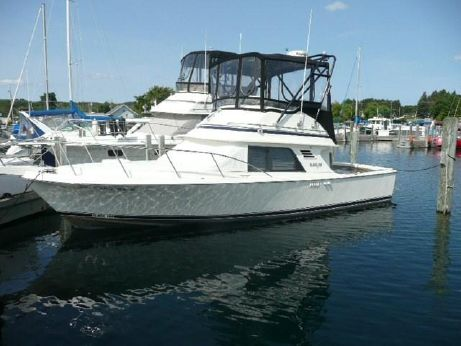1988 Blackfin 29 Flybridge