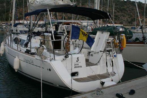 2010 Beneteau Beneteau Oceanis 34