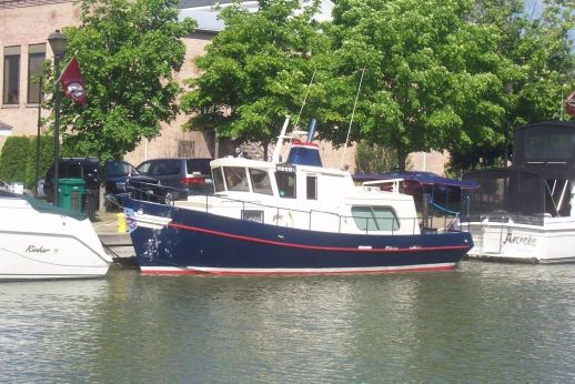 1995 Custom 34 Steel Trawler