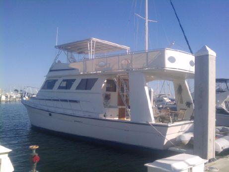 1999 Bertram Defender 55 Motor Yacht - Owner Financing Avail