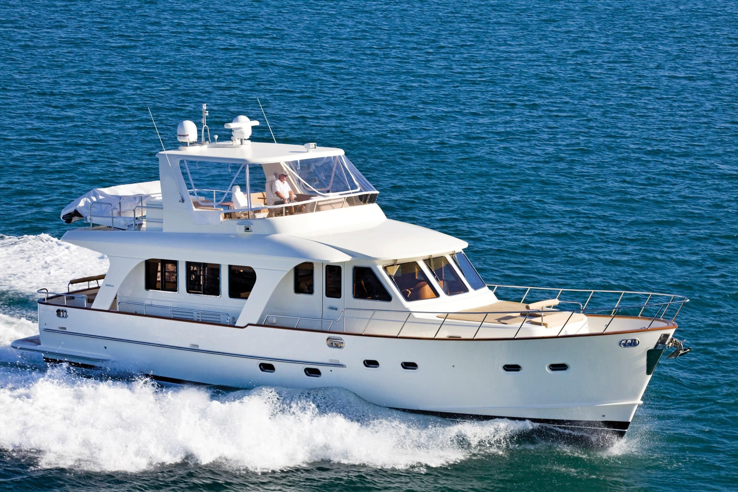 Motor Yacht: 2017 Explorer Motor Yachts 60/62 Power Boat For Sale