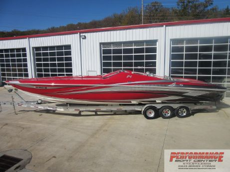 2008 Sunsation Powerboats F-4