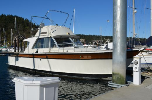 1968 Chris-Craft Commander