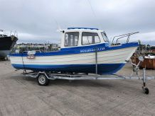 1993 Redbay Boats Fastfisher 21
