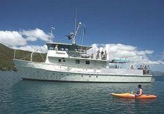 1984 Blue Water Cruising Launch ex Navy Inshore Patrol vessel