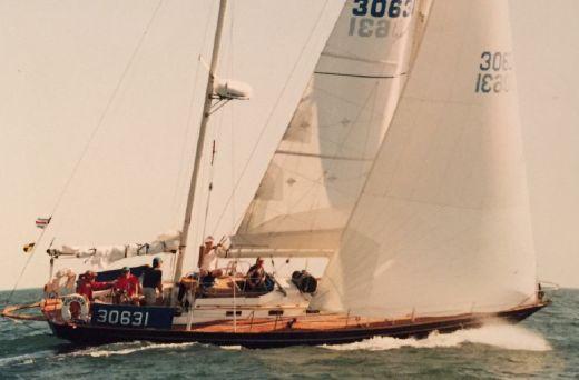 1980 F&C 44 KETCH
