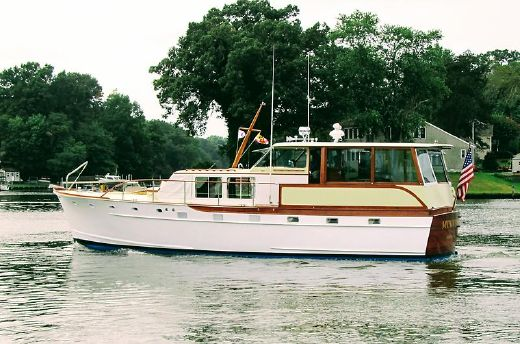 1965 Trumpy Cruiser