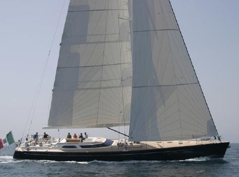 2004 Baltic Yachts Baltic 79