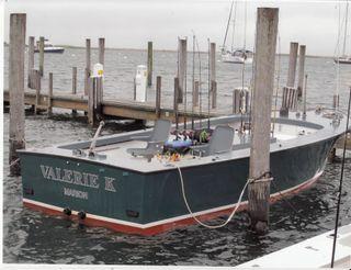 1964 Custom Enoch Winslow Open Bass Boat