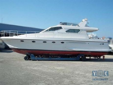 1993 Dellapasqua DC 14 Flying Bridge