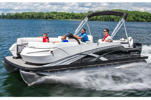 2017 Larson Escape RT 2200 Fish & Cruise
