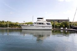 1986 Hatteras 53 Motor Yacht
