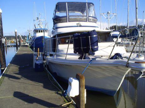 1988 Bluewater Coastal Cruiser