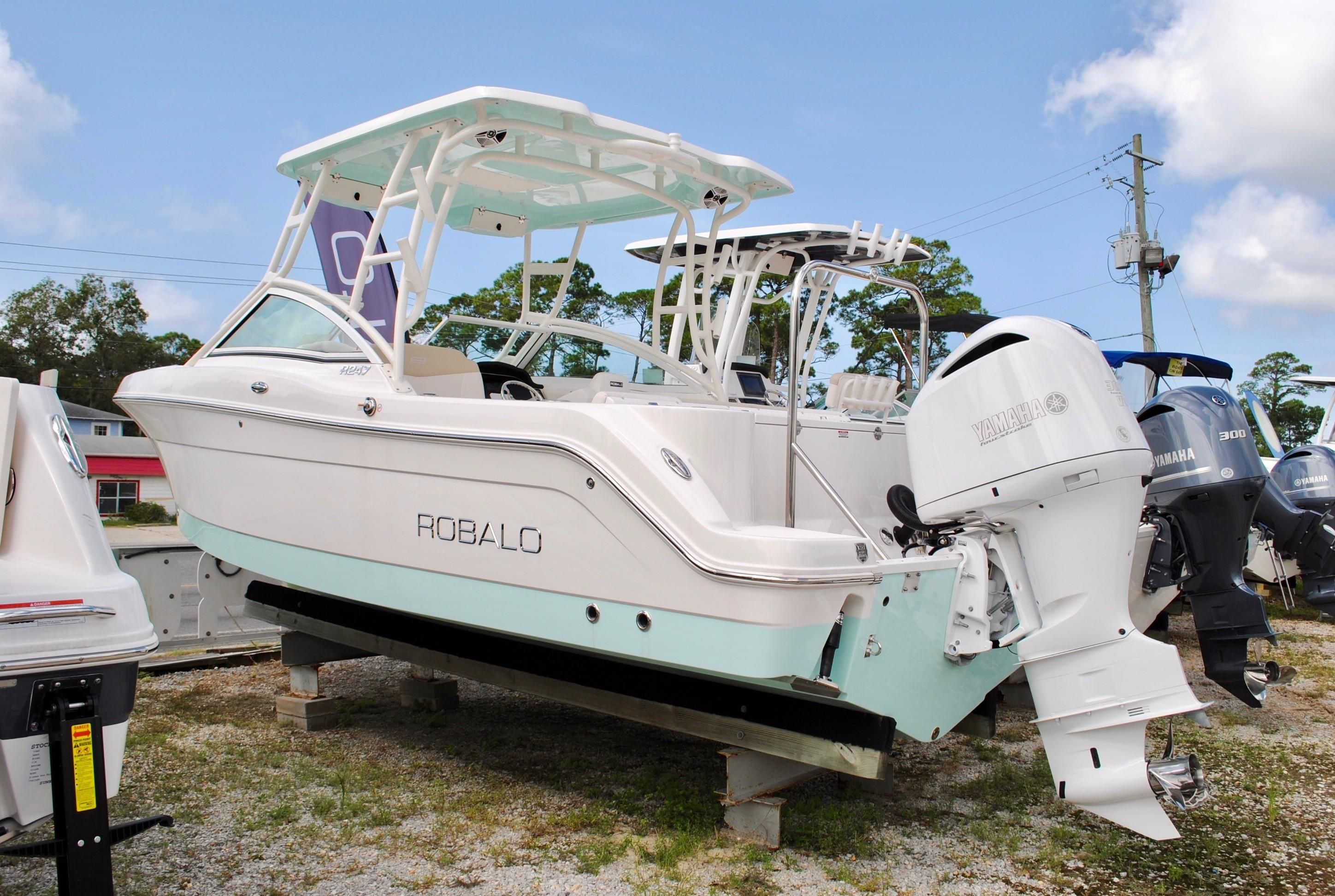 2017 robalo 247 dual console power boat for sale www for Robalo fish in english