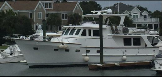 2007 Defever 56 Pilothouse