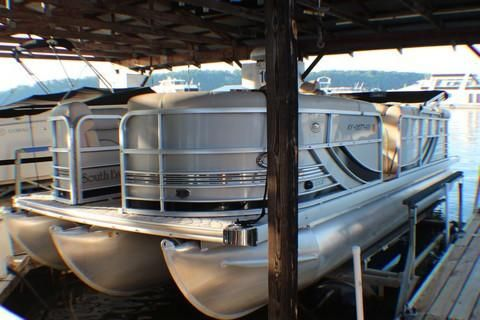 2010 South Bay Pontoons 922 CR