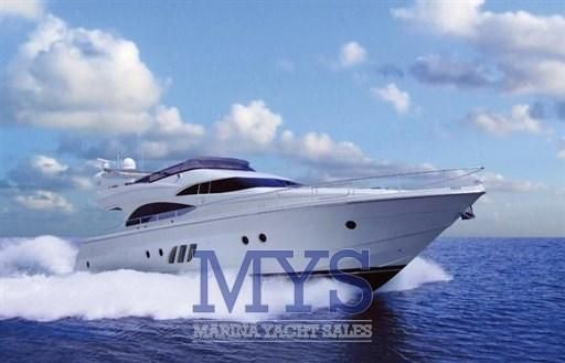2007 Dominator Yachts DOMINATOR 62