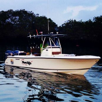 2007 Pursuit 250 Center Console