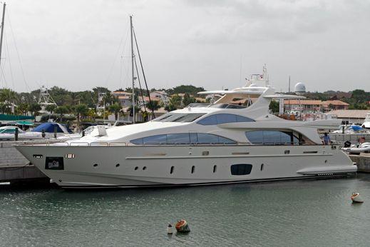 2011 Azimut Yachts Flybridge