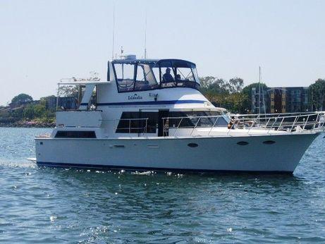 1995 Lien Hwa 47 Cockpit Motor Yacht