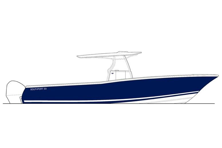 33 ft 2015 southport 33